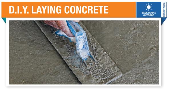 DIY-Concrete