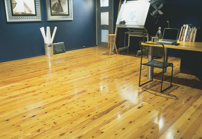 Softwood Flooring - Pine - Hurford